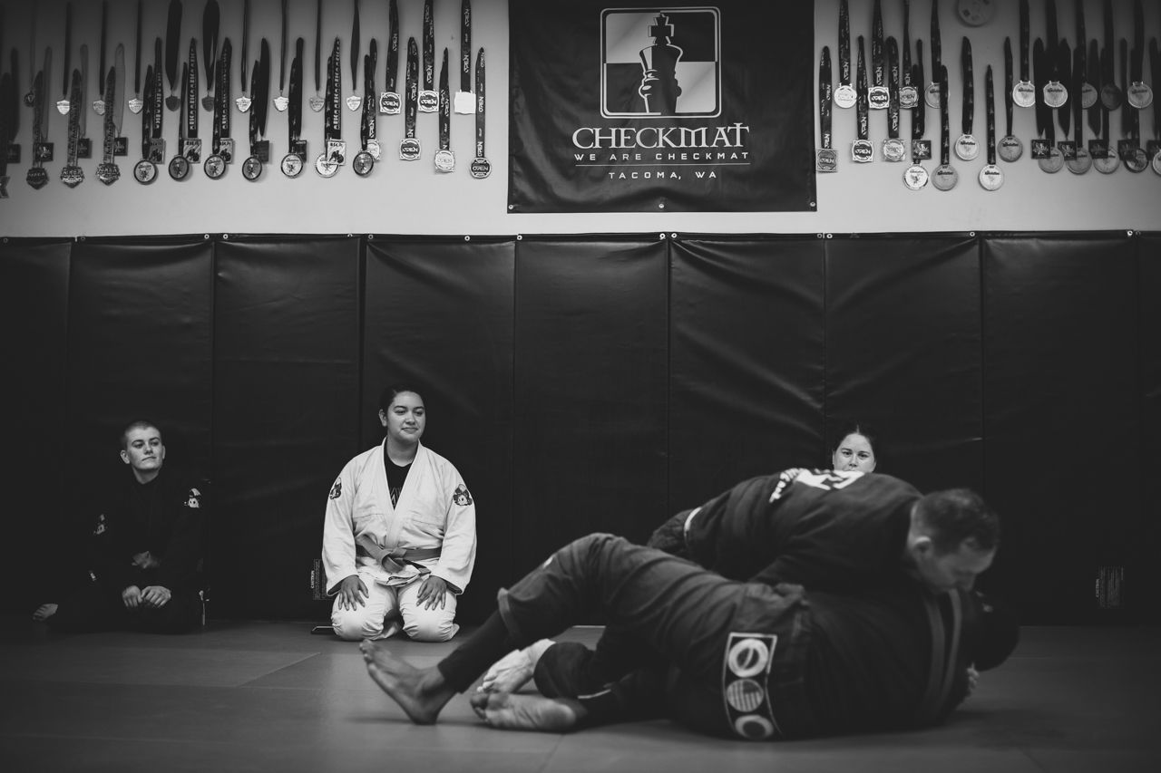 T-Town MMA x Checkmat Tacoma photo